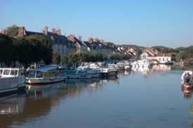 Briare Port de plaisance